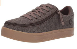 Billy Footweat Brown Chambray