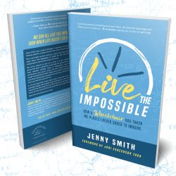 Live the Impossible Mockup
